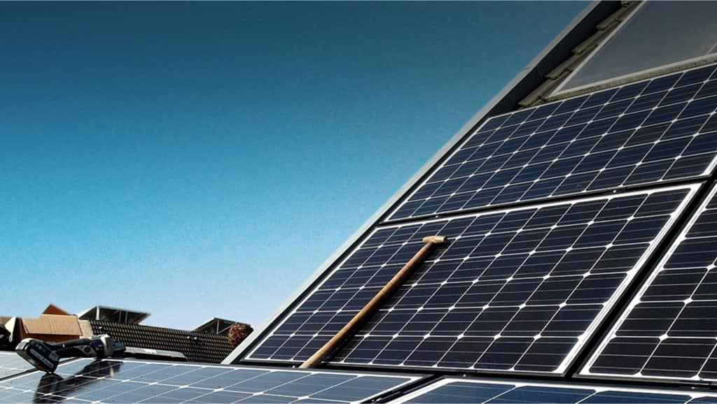 Solar-Panel-Installed-On-The-Roof