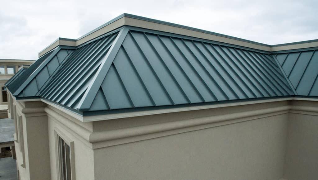Green Roof Tiles