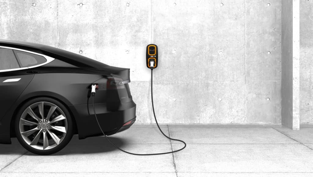 EV-Charger-Tesla