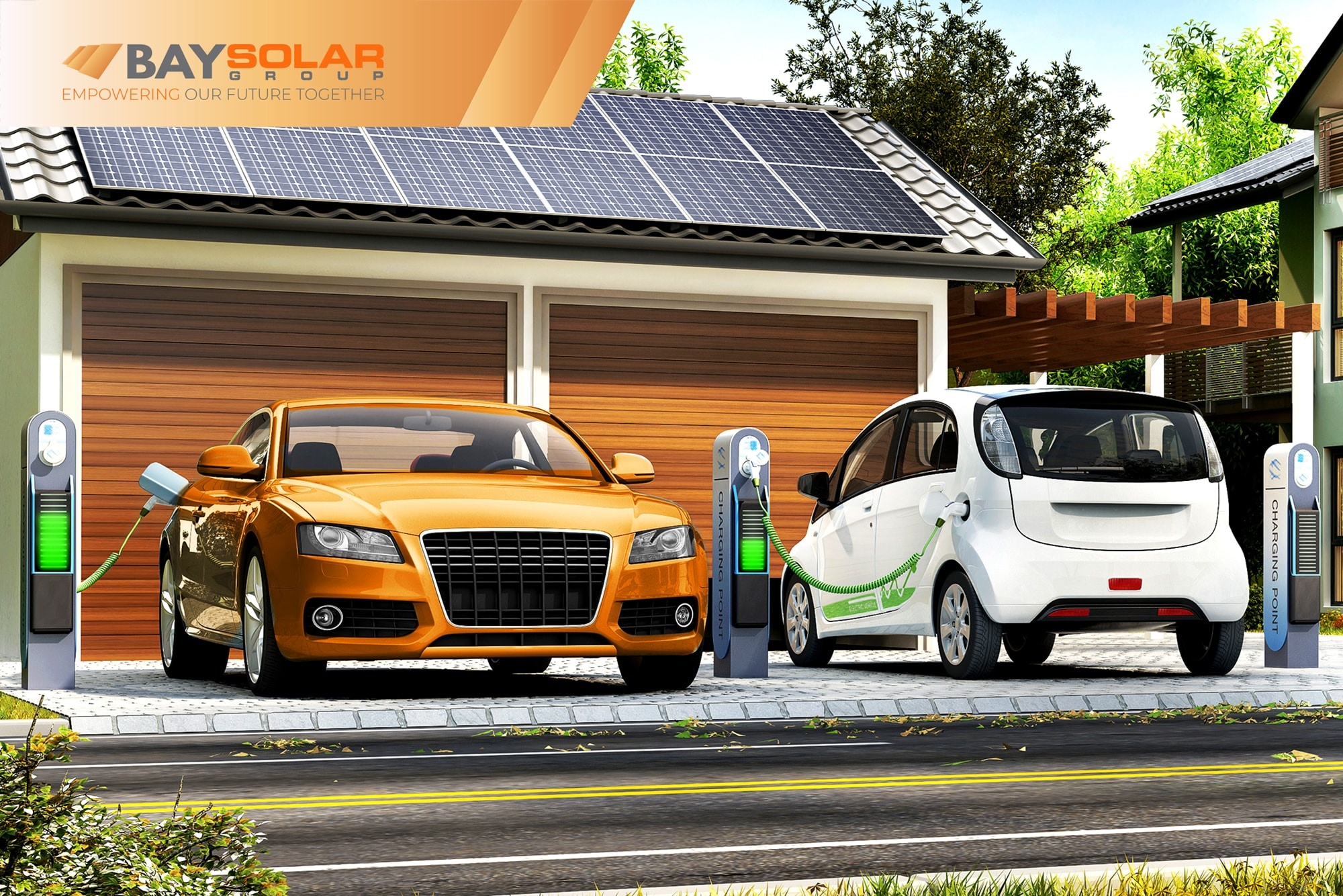 Vehicles-And-EV-Chargers