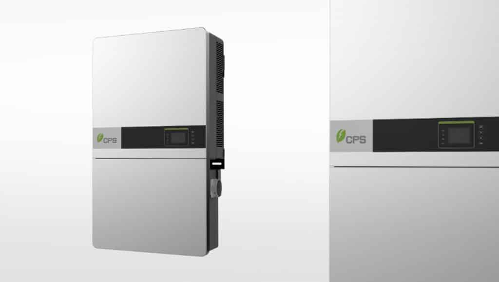 Black-And-White-Solar-Inverters