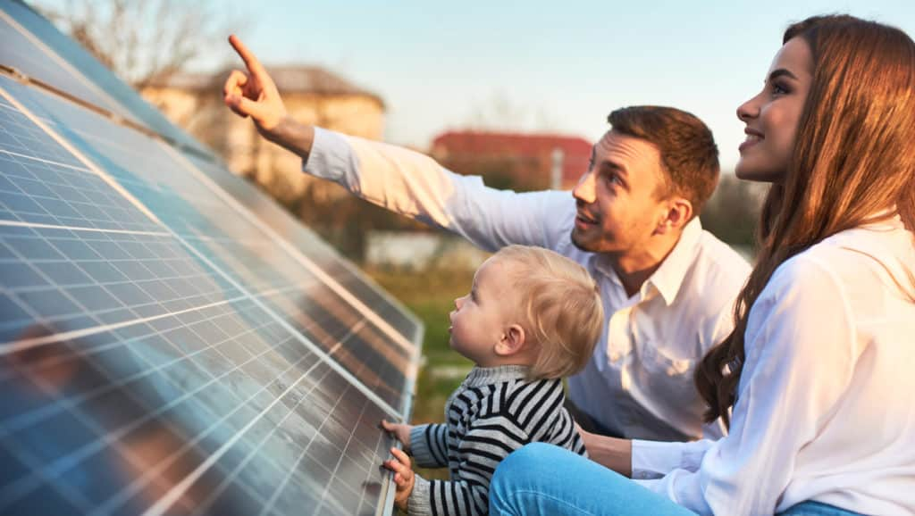 People-Discussing-Solar-Panels
