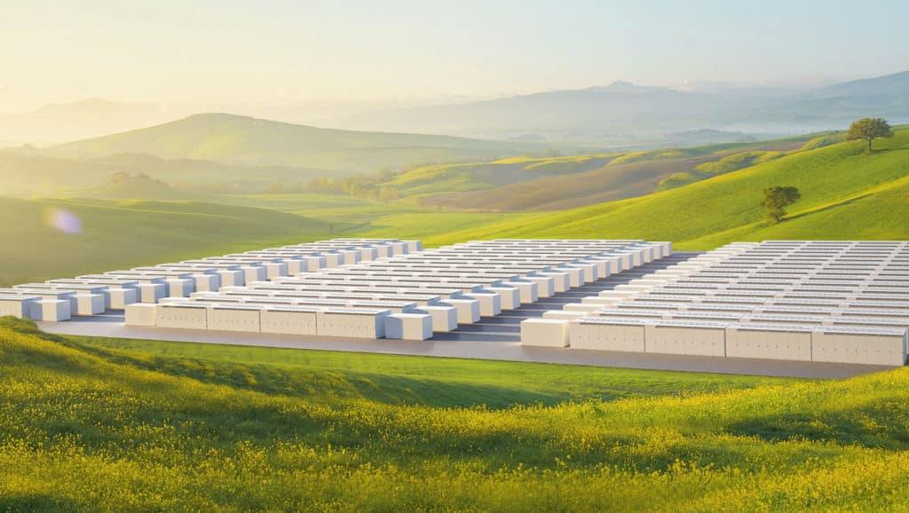 Tesla-Powerwall-In-A-Green-Area
